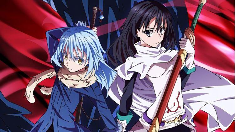 Rimuru Tempest - Anime Dengan Karakter Utama Terlalu Kuat